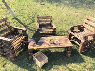 Комплект мебели для дачи, террасы