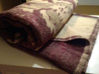 Продаю  200  лей   одеяло (натуральная шерсть) 2x1.65