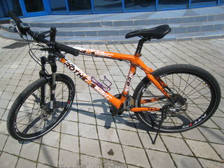 Карбоновый немецкий велосипед Brothers 12K-Extreme, новый 650евро.