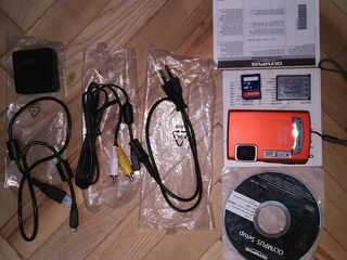 Prodam fotoaparat olympus tg-320