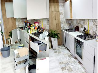 Квалифицированная уборка жилья  -  curatenie calificata locuinte