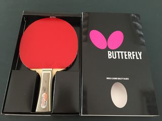 Butterfly  Petr Korbel made in Japan, Adidasi tenis Lezoline Rifones