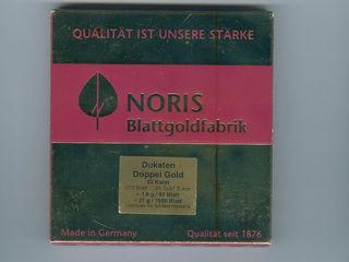 Сусальное золото Noris