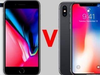 iPhone 6/7/8/X- Schimbarea sticlei .Garantie 90zile.Reduceri de 30%