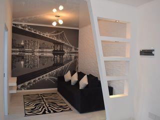 In kirie apartament foarte spatios,dormitor,salon studiou disponibil de la 1 august !