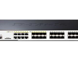 L2+ Stackable Gigabit Switch D-link DGS-3120-24SC