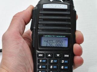 Радиостанция Baofeng UV-82 - с мощностью на 5W