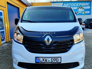 Renault Trafic Luxe