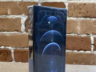 iPhone 12 Pro Max 128gb BLUE ( Albastru - Синий Цвет )