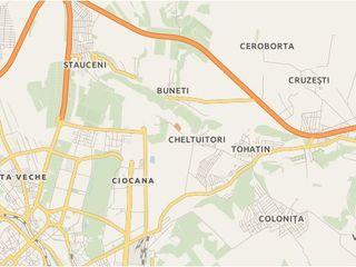 Lot de teren 2 ha, Ciocana, Cheltuitori,Tohatin