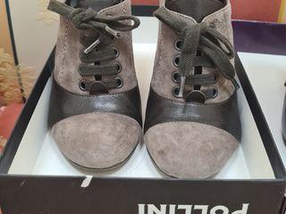 Vind pantofi si papuci de toamna, piele naturala