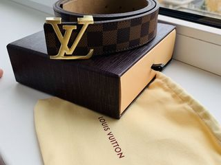 Centura Louis Vuitton. Ремень Louis Vuitton / 23 februarie !