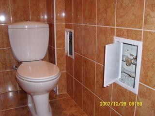 Inlaturarea-scurgere de apa la veceu in baciok baie,robinete,chiuvete,sifoane.Устранение утечек воды