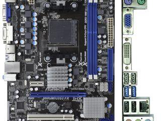 AsRock 960GM/U3S3 FX socket AM3