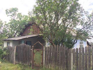 Se vinde casa in satul Cornesti r. Ungheni.  Amplasarea casei este la margina satului.