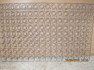 Мебельная пружина - пружинные блоки машинной сборки