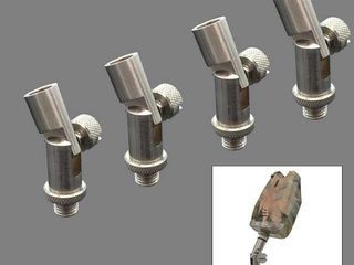 Угловой адаптер из нержавеющей стали