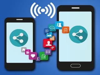 Перенос данных с телефонов
