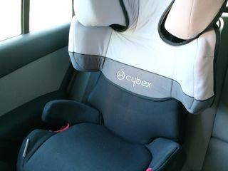 Автокресло Cybex Pallas. Scaun auto pentru copii.