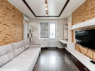Reparație calitativă. Apartament cu o cameră pe str. N. Dimo, Râșcani.
