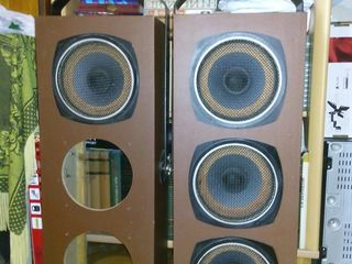 speakers Hi-Fi made in USSR