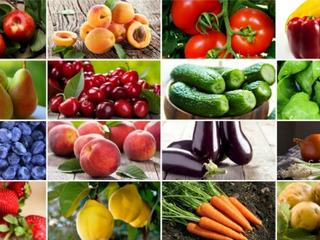 Cumparam legume si fructe
