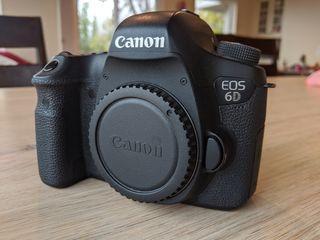 Canon 6D ideal