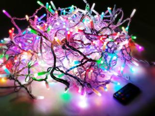 Гирлянды led,  фигуры 3D – олени, зайчики, фигуры 2D – снежинки, новогоднее оформление/Decoratii.md