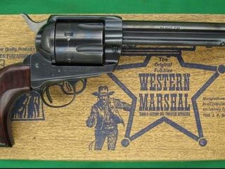 Sauer a Sohn Western Marshal .357 revolver