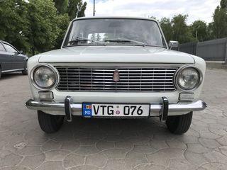 Ваз 2101 1978 45000 km
