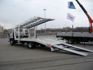 Изготовление эвакуаторов, кузовов, шасси на грузовики