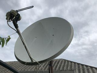 Спутниковая антенна / antena de satelit