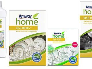 Таблетки для автоматических посудомоечных машин DISH DROPS от AMWAY