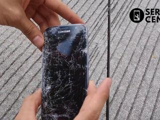 Samsung Galaxy S 7  (G930)  Sticla sparta -Luăm, reparăm, aducem !!!