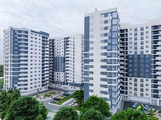 Spre vânzare apartament cu 1 cameră în bloc nou - varianta albă! Râșcani