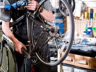 Servicii de reparație a bicicletei!!!