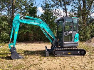 Mini excavator SWE35UF
