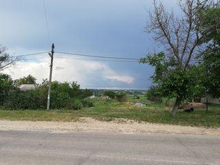 Se  vinde teren de construcție 19 ari în centrul s. Zolonceni r. Criuleni , preț - 10000 euro