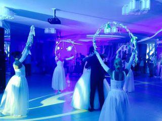 Первый танец-обучение! Dansul mirilor