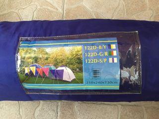 Палатка туристическая, 4-х местная, б/у