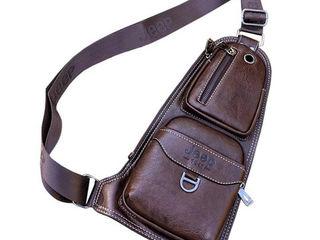 Распродажа мужская сумка-рюкзак через плечо Jeep