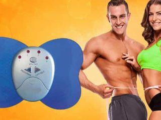 Миостимулятор Butterfly - тренажер эффективно укрепляет мышцы, сжигает жир