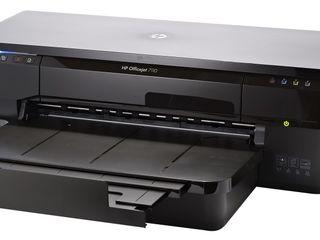 Принтер HP Officejet 7110 формат А4 А3 WI-FI