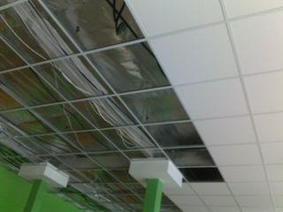 Подвесные потолки армстронг, професиональный  подход.poduri armstrong