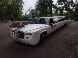Cadillac Rolls-Royce Limuzina Транспорт для торжеств Transport pentru ceremonie
