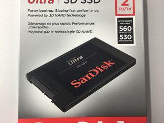 SanDisc Ultra 3D SSD 1 Tera....2 Tera.
