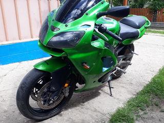 Kawasaki Kawasaki ninja ZX6r