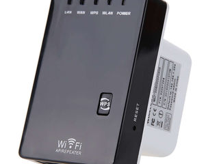 WiFi репитер с функциями роутера. Дешево