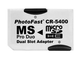Адаптер - переходник для PSP (Memory Stick Pro Duo)