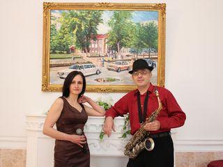Музыканты(певица, саксофонист-певец) - свадьба, юбилей, корпоратив, вечеринка...